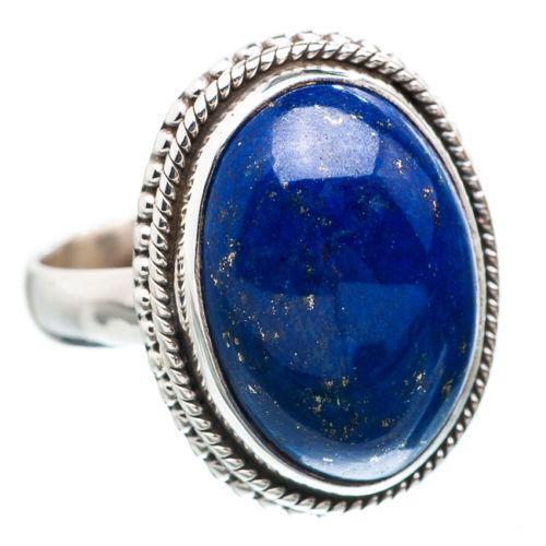 Lapis Lazuli Ring Ebay