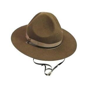 wwii vintage american trooper hat
