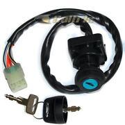 Suzuki Ignition Key