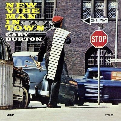 Gary Burton   New Vibe Man In Town  New Vinyl  Spain   Import