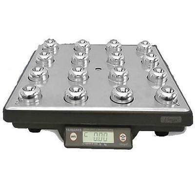 Fairbanks 30102 Ultegra Ball Top Ups Bench Scale Usb Only 150 Lb X 0.05 Lb