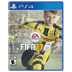 FIFA 17 PS4 Very Good Condition!