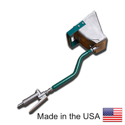 Stucco Sprayer - 4 Jet Wall Sprayer - Plaster, GFRC, Cement, Mortar | Warranty