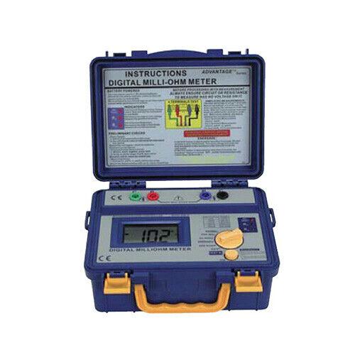 BK Precision 310 Digital Milli-Ohm Meter