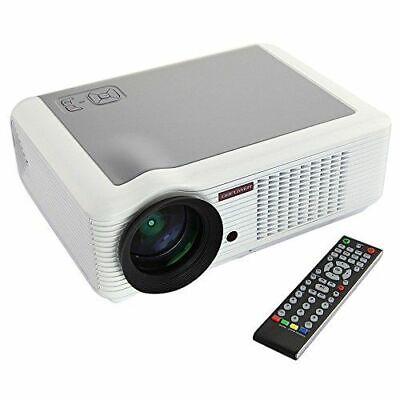 DbPower LED-66 Supporto HD Proiettore con 854*540, 2000 Lumen (Usato come nuovo)
