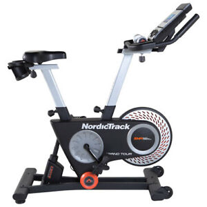 NordicTrack Grand Tour Upright/Spinning Bike  Like New