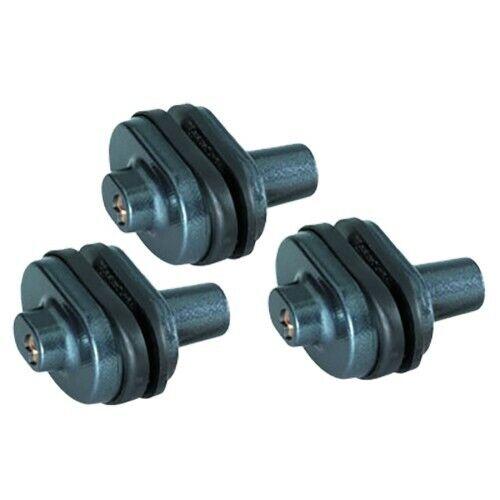 Master Lock 90TRISPT Same Key Gun Lock 3 Pack