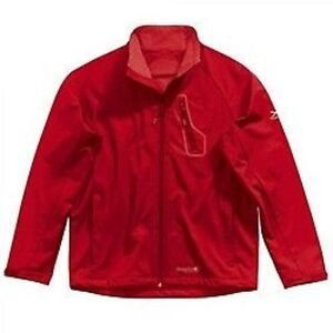 Mens-Regatta-Carrillo-Red-Water-Repellent-Softshell