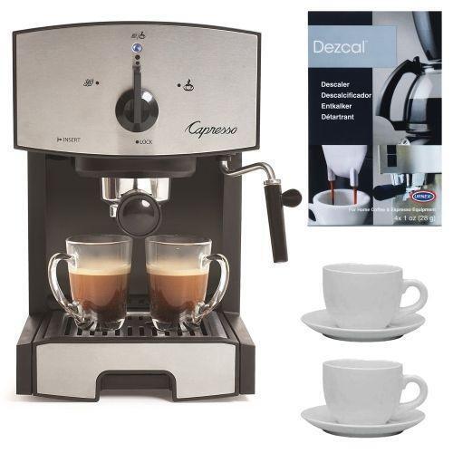 espresso machine pumps