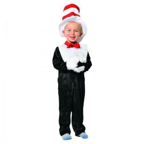 c3d35dc2 Cat in The Hat Costume | eBay