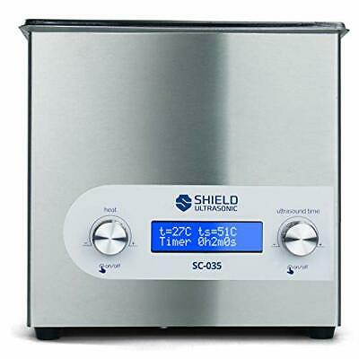 Shield Ultrasonic - Professional Ultrasonic Cleaner And Parts Cleaner Stainle...