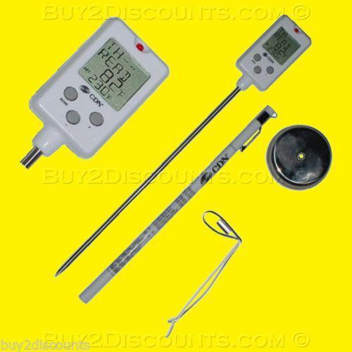 Digital Candy Thermometer Ebay