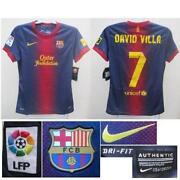 David Villa Shirt