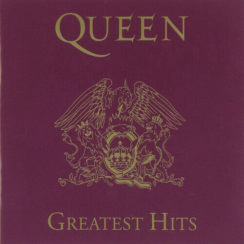 Queen : Greatest Hits CD (2019)