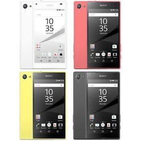 Sony Xperia Z5 Compact 32GB (Unlocked) Smartphone