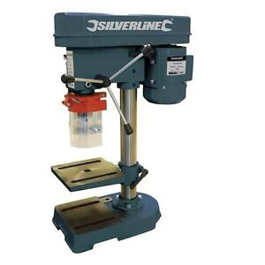 Rotary Pillar Drill Drilling Press Bench Machine Table + 3 YEAR WARRANTY