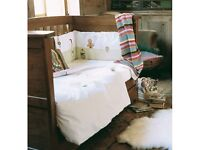 Mamas & Papas Gingerbread nursery set (RRP:£200)