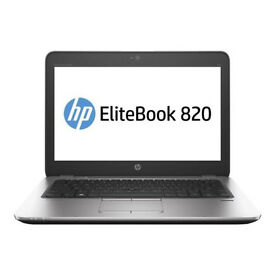 HP EliteBook 820 G4 Core i7-7500U 8GB 256GB SSD 12.5' Windows 10 Professional(bargain)
