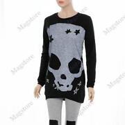 Skull Pullover