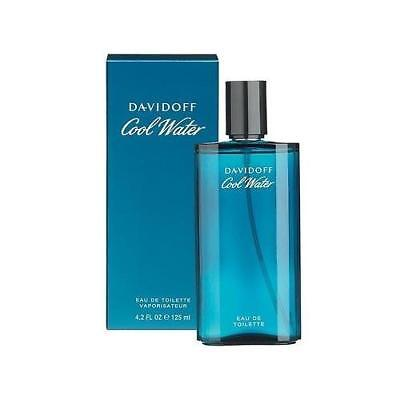 Cool Water Cologne by Davidoff, 4.2 oz Eau De Toilette Spray
