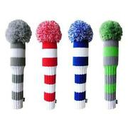 Knitted Golf Club Head Covers