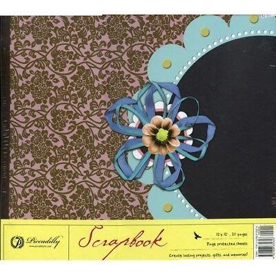 Изготовление и оформление Piccadilly Scrapbook Album