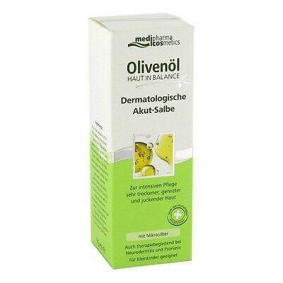 HAUT IN BALANCE Olivenöl Derm.Akut Salbe 75ml 06816352 ()