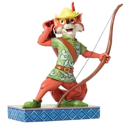 Disney Traditions 4050416 Roguish Hero (Robin Hood) New & Boxed