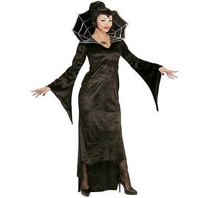 SPIDERELLA Damen Kostüm SPIDER LADY Schwarze Witwe Gr. - Schwarze Witwe Kostüme Hexe