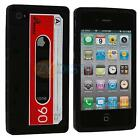 iPhone 4 Cassette Case