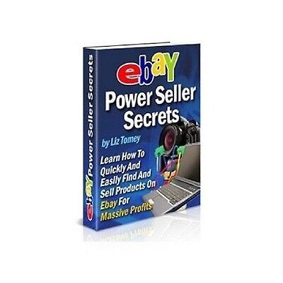 Ebook PDF Free Shipping Master Resell Rights Ebay Power Seller Secrets