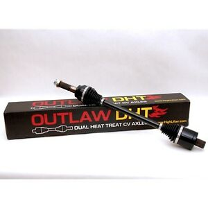 High Lifter Outlaw DHT Axles available - ATV TIRE RACK