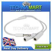 3 Way Headphone Splitter