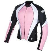 Womens Joe Rocket Motorcycle Jacket