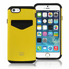 Yellow Bumper Case for iPhone 5