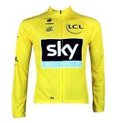 Tour de France Yellow Jersey