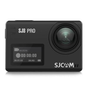SJCAM SJ8 Pro Series 4K Action Camera with Accessories