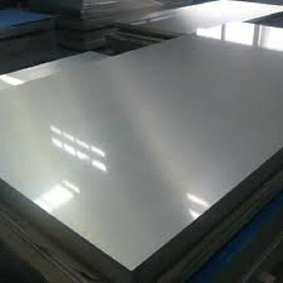 Aluminium Plate Sheet 6061-t6 2 X 24 X 24