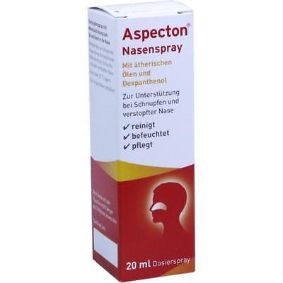 ASPECTON Nasenspray entspricht 1,5% Kochsalz-Lsg. 20 ml PZN 13898451