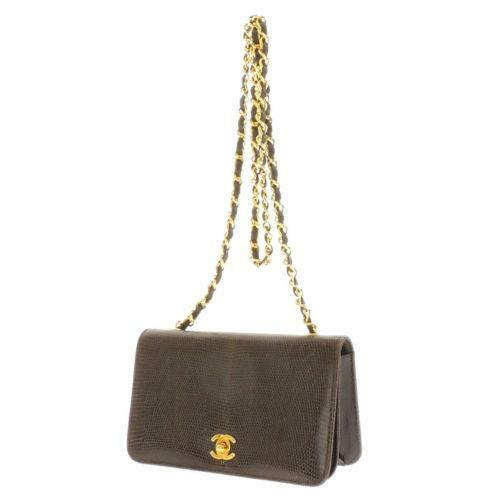 chanel lizard bag ebay