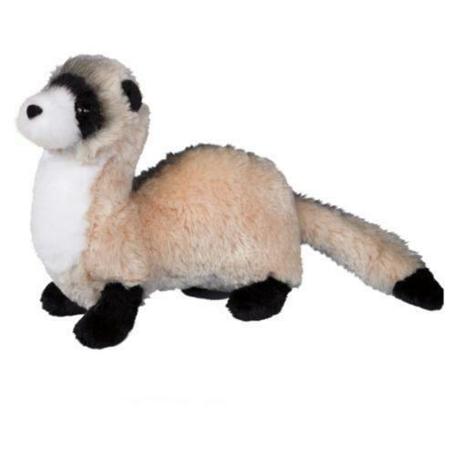 Stuffed Ferret Dog Toy