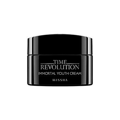 как выглядит Missha Time Revolution Immortal Youth Cream 50ml фото