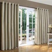 Thermal Insulated Drapes