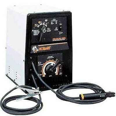 Welder Commercial - Ac Dc - 230 Volts - 235 Amp - Commercial Duty Grade