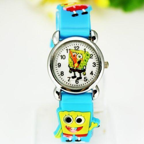 spongebob watch ebay