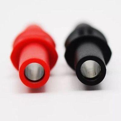 Fluke Double Female Extension Adapter Test Lead Kit Tl221 Tl224 Tl222 Tl71 Ac175