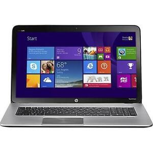 "HP ENVY m7-j020dx TouchSmart 17.3"" TOUCHSCREEN 8GB 1TB i7 Win8 Laptop Notebook"