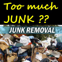 CHEAP !!!!  $20 & up JUNK REMOVAL .. up to 80% off: 416 238 1720