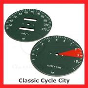 CB750 Speedometer