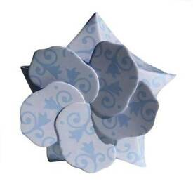 50x Lily Box - Baby Blue